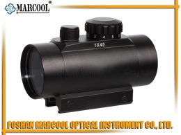 1X45 Red dot Sight with Red & Green dot