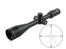 Marcool STALKER 5-30X56 SFIR FFP Rifle Scope MAR-130